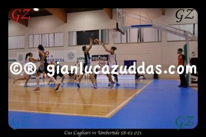 Cus Cagliari vs Umbertide 58-63 021
