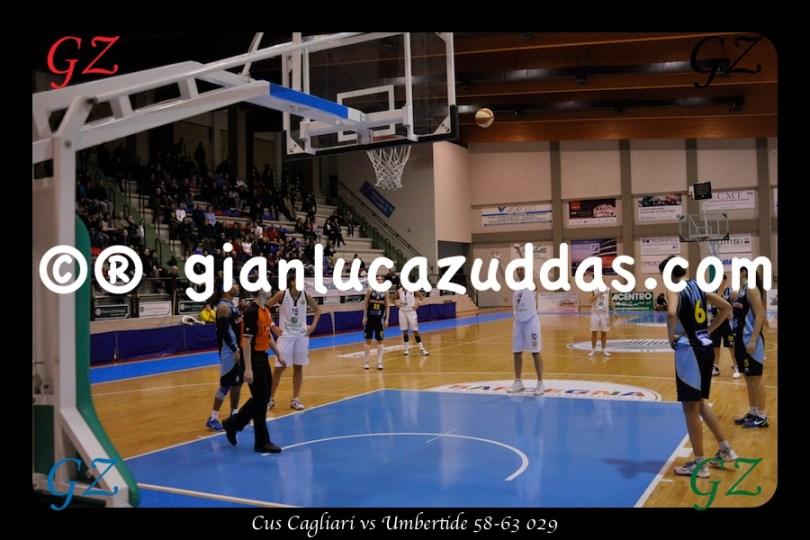 Cus Cagliari vs Umbertide 58-63 029