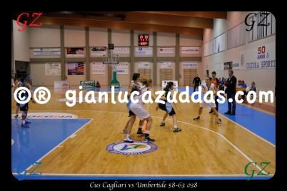 Cus Cagliari vs Umbertide 58-63 038