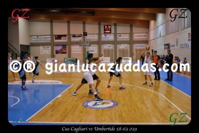 Cus Cagliari vs Umbertide 58-63 039