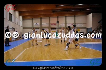 Cus Cagliari vs Umbertide 58-63 053