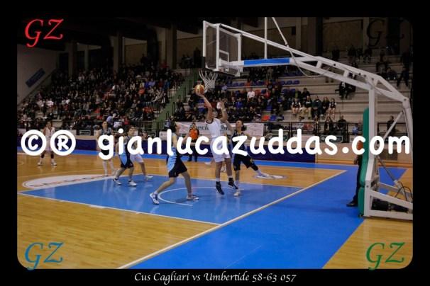 Cus Cagliari vs Umbertide 58-63 057