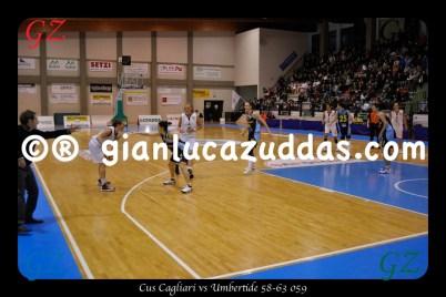 Cus Cagliari vs Umbertide 58-63 059