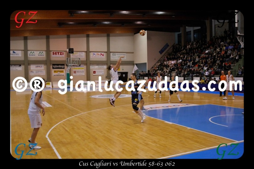 Cus Cagliari vs Umbertide 58-63 062
