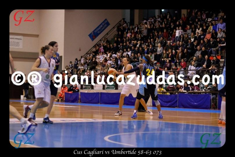 Cus Cagliari vs Umbertide 58-63 073