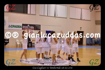 Cus Cagliari vs Umbertide 58-63 076