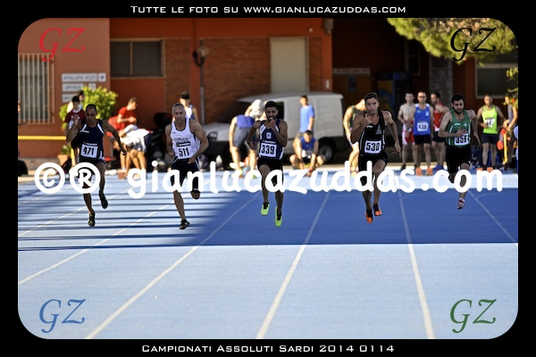 Campionati Assoluti Sardi 2014 0114
