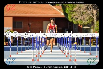 XIII Prova Superpremio 2014 -5