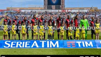 Photo of Cagliari vs Chievo, Serie A 2016/17, 15 aprile 2017