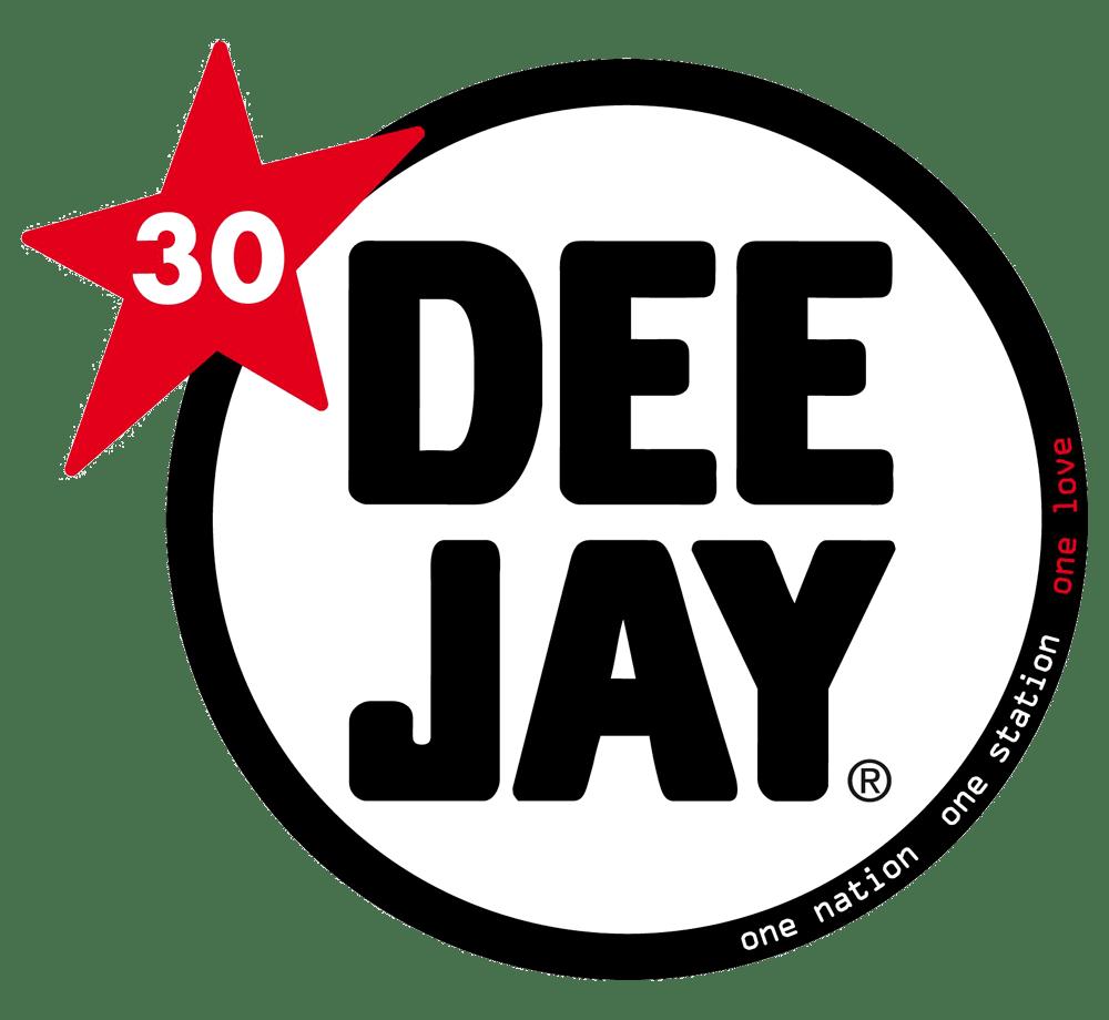 Logo Radio Deejay 30