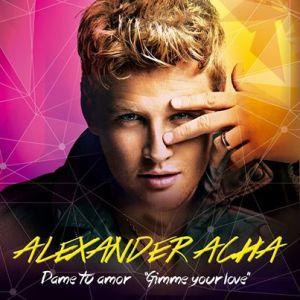 alexander acha dame tu amor