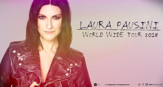 Laura Pausini WWT2018