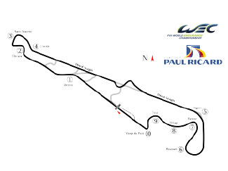 The Prologue, Circuit Paul Ricard, France, 5th & 6th April 2018