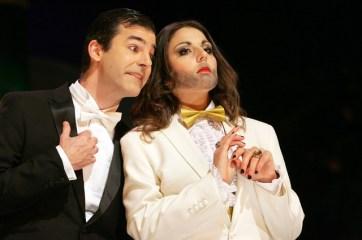 Theater Arth - Die Fledermaus