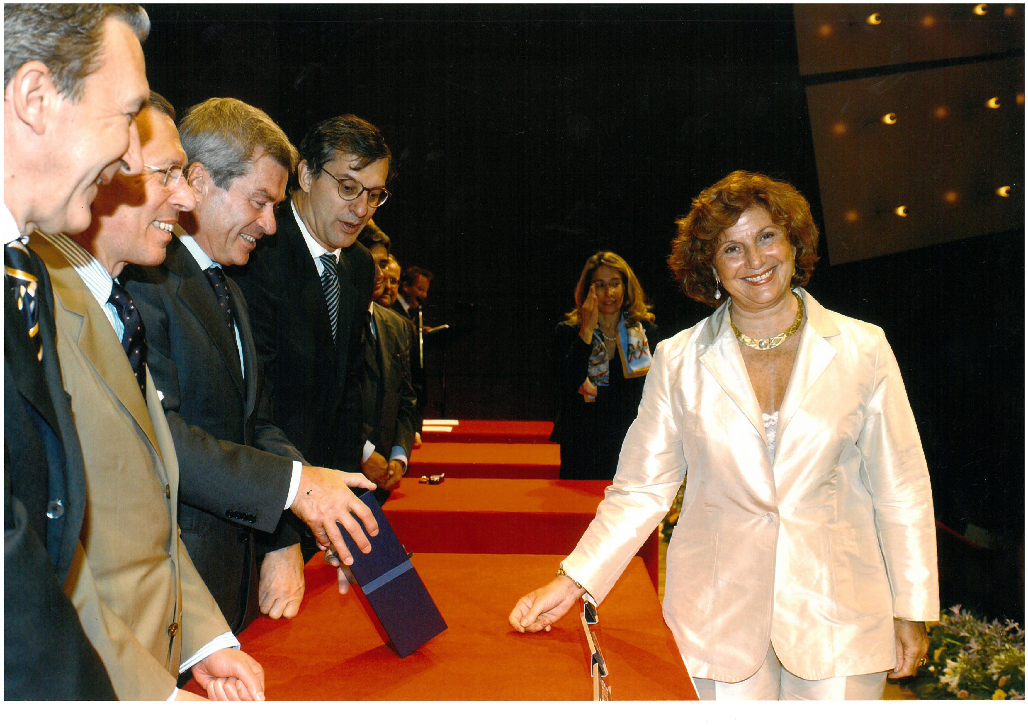 Premio Piazza Mercanti, promosso da Camera di Commercio di Milano (2003)