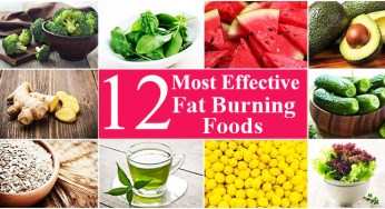 Top Fat Burning Foods That Help Promote Fat Loss Faster