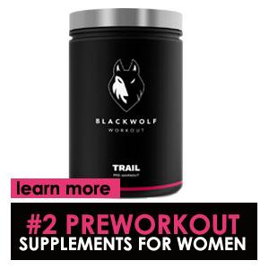 Blackwolf workout trail preworkout supplements for women