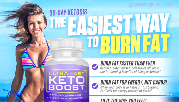 Ultra Fast Keto Boost Review: The Best Fat Burner in 2019 for Ketosis!