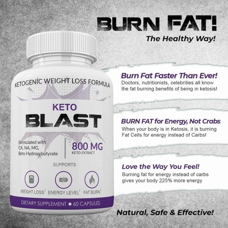 Keto weight loss benefits