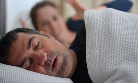 What works best to stop snoring?