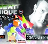 """Kunique Too Beat Radio Show on Radio M20 Guest """"Gianni Coletti"""" January 06th 2013"""