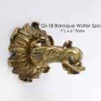 Baroque Water Spout
