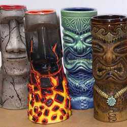 tiki mug tiki mugs cocktail tiki bar