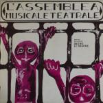 Dietro le sbarre (con l'Assemblea Musicale Teatrale) - 1975