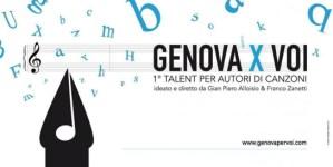 FINALE!!! - Genova X Voi - 1° Talent per autori di canzoni @ Teatro Della Tosse - Genova | Genova | Liguria | Italia