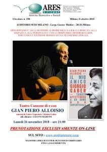 Il mio amico Giorgio Gaber @ Auditorium di Milano - Milano | Milano | Lombardia | Italia