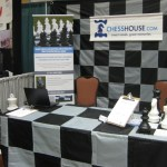 ChessHouse Giant Chess at Tradeshow