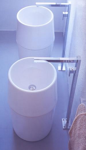 Ceramica Esedra Freedom Bathroom Sinks