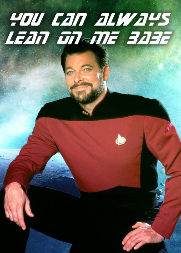 Star Trek The Next Generation Valentines Will Boldly Go