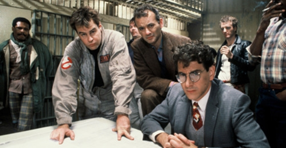 Image result for ghostbusters, jail scene