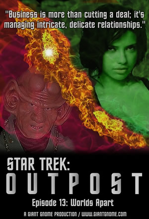 Star Trek: Outpost - Episode 13 - Worlds Apart