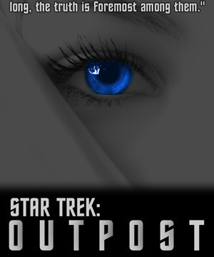 Star Trek: Outpost - Episode 24 - Drawing Back the Veils