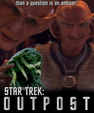 Star Trek: Outpost - Episode 41 - Profit In The Wind - Part I