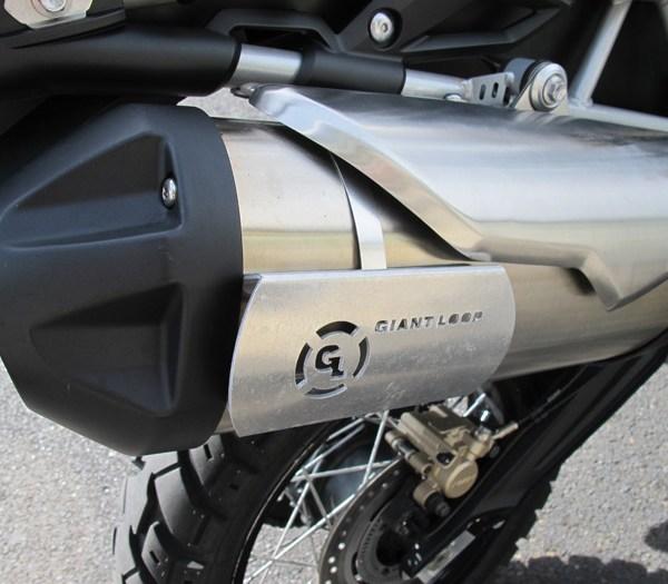 Hot Springs Heat Shield Triumph Tiger 800 xc