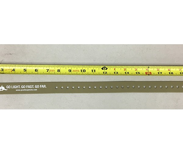 PHS-XL-22 one inch wide by 22 inches long