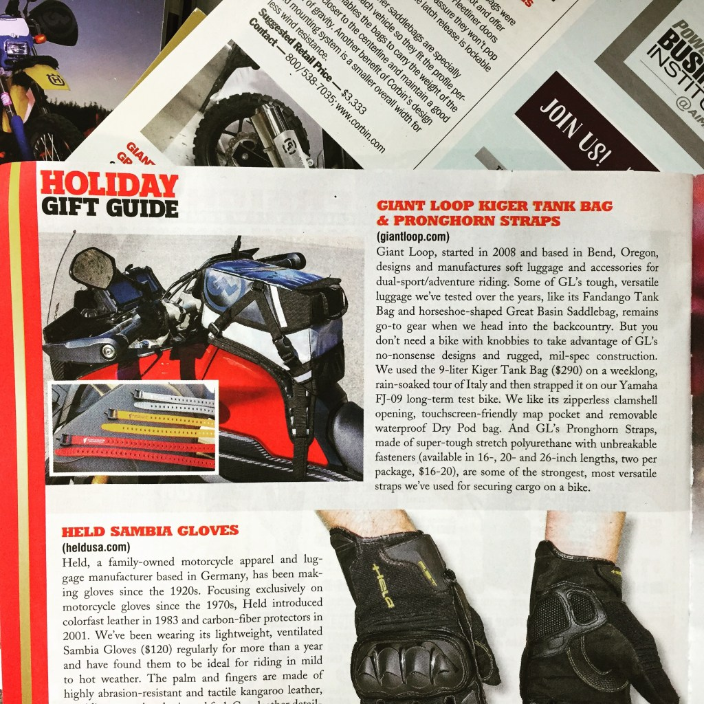 Rider Magazine Holiday Gift Guide