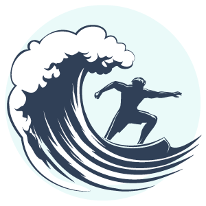 Surf Lodge Nicaragua Ride the waves