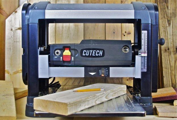 Cutech planer review