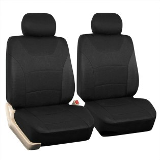 Black Universal Fit Seat Covers