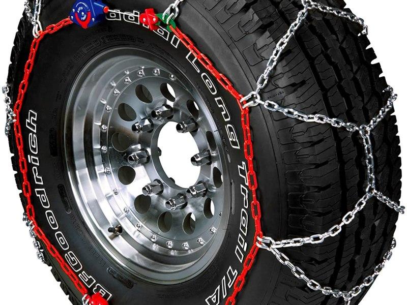 SUV Tire Traction Chain