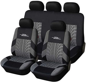 Universal Fit Full Set Car Seat Protectors
