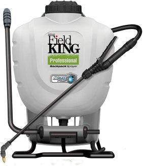 Backpack Sprayer for Killing Weeds