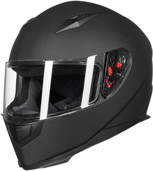 Full Face Motorcycle Street Bike Helmet