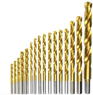 Professional Twist Drill Bits for Stainless Steel