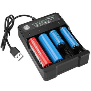 USB Smart Battery Charger
