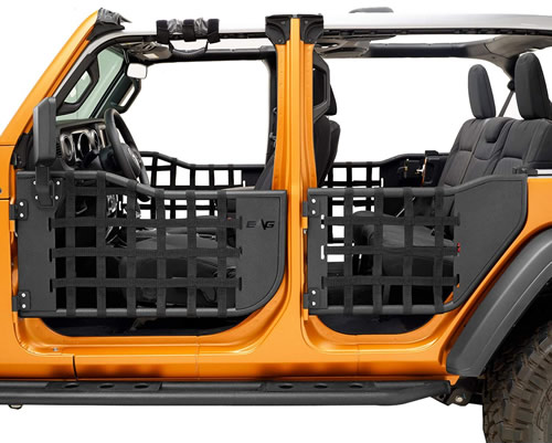 Best jeep tube doors